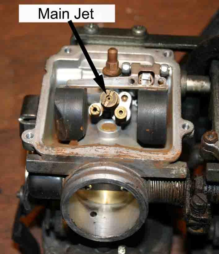 Carburetor Main Jet